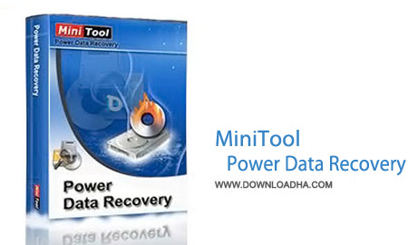 MiniTool Power Data Recovery 6.8.0.0 Technician نرم افزار بازیابی اطلاعات آسان MiniTool Power Data Recovery 6.8.0.0 Technician
