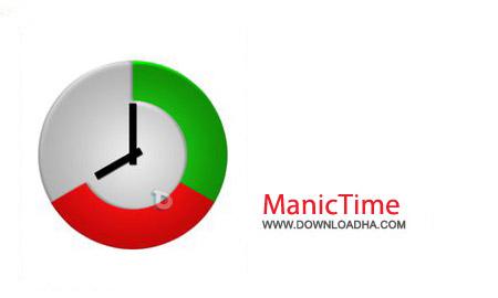 ManicTime Professional v2.3.8 نرم افزار مدیریت زمان ManicTime Professional v2.3.8