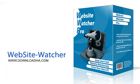 WebSite Watcher 2014 v14.3 Business Edition نرم افزار مانیتورینگ سایت WebSite Watcher 2014 v14.3 Business Edition