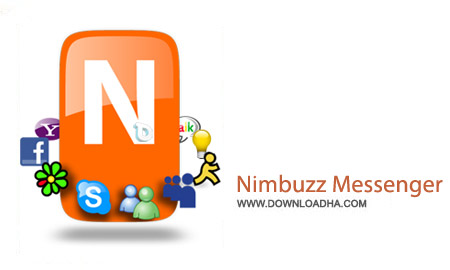 Nimbuzz 2.9.2 Messenger نرم افزار مسنجر نیم باز Nimbuzz Messenger 2.9.2