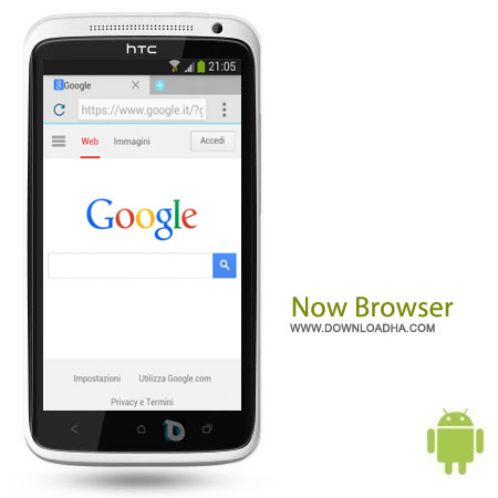 Now Browser Pro 2.7.6 نرم افزار مرورگر Now Browser Pro 2.7.6 – اندروید
