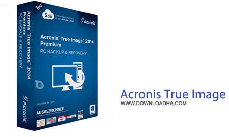 Acronis True Image Premium 2014 Build 6688 نرم افزار بک آپ گیری قدرتمند Acronis True Image Premium 2014 Build 6688