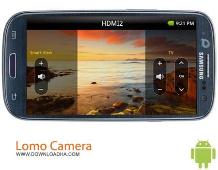 Lomo Camera v3.9.4 Premium نرم افزار عکاسی حرفه ای Lomo Camera Premium v3.9.4 – اندروید