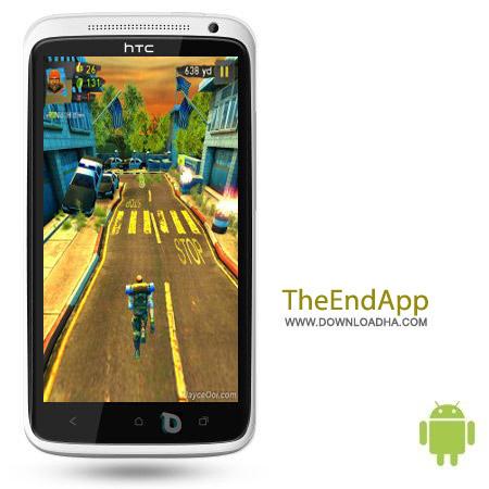 TheEndApp 3.04 بازی پرش از موانع TheEndApp 3.04 – اندروید