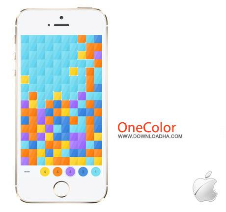OneColor 2.0 بازی پازل OneColor 2.0 – آیفون و آیپد