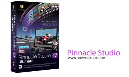 Pinnacle Studio Ultimate v17.6 نرم افزار ویرایش فوق حرفه ای ویدیو ها Pinnacle Studio Ultimate v17.6
