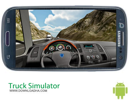 Truck Simulator 2014 v1.2 بازی کامیون Truck Simulator 2014 v1.2 – اندروید