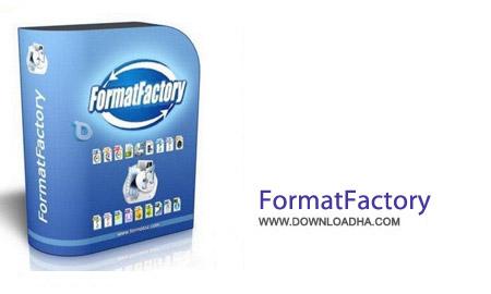 نرم افزار تبدیل فرمت ویدیویی و صوتی FormatFactory 3.5.1