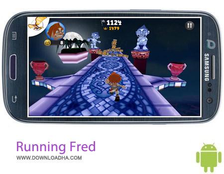 Running Fred 1.7.3 بازی دونده Running Fred 1.7.3 – اندروید