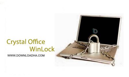Crystal Office WinLock Professional 6.21 نرم افزار محدود سازی استفاده کاربران از ویندوز Crystal Office WinLock Professional 6.21