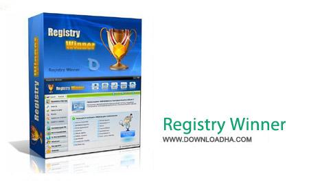 Registry Winner 6.8.11.14 نرم افزار تعمیر حرفه ای رجیستری Registry Winner 6.8.11.14
