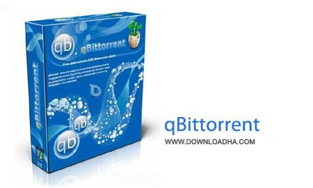 qBittorrent 3.1.11 Final نرم افزار دانلود آسان فایل های تورنت qBittorrent 3.1.11 Final
