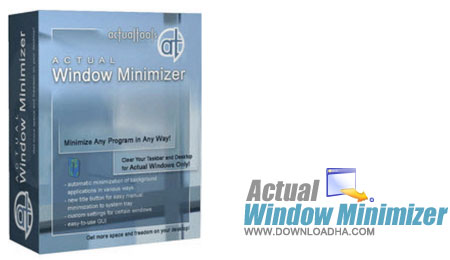Actual%20Window%20Minimizer%208.2.1 نرم افزار مدیریت کامل پنجره های ویندوز Actual Window Minimizer 8.2.1