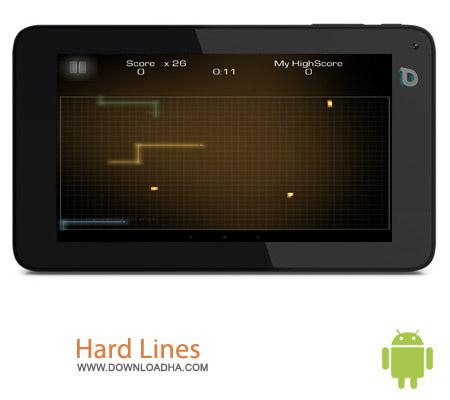 بازی جالب Hard Lines v3.0.0 – اندروید