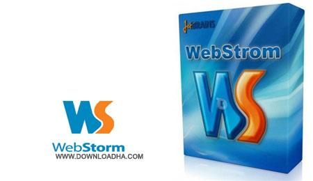 نرم افزار ویرایشگر قدرتمند صفحات وب JetBrains WebStorm 9.0.1 Build 139.252