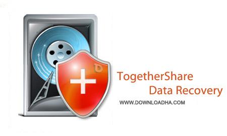 نرم افزار بازیابی اطلاعات حذف شده TogetherShare Data Recovery Pro 4.4.0