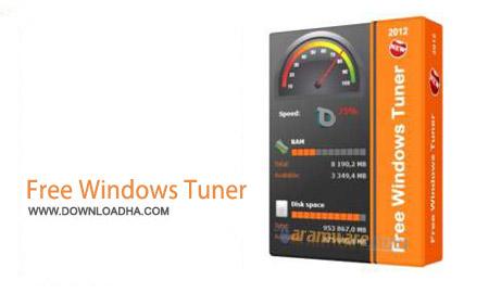 Free Windows Tuner 2.0.1.3 Final نرم افزار افزایش سرعت سیستم Free Windows Tuner 2.0.1.3 Final