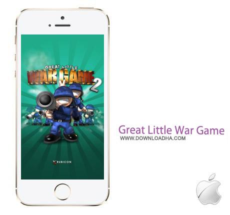 بازی استراتژی Great Little War Game 2 1.0 – آیفون ، آیپد و آیپاد