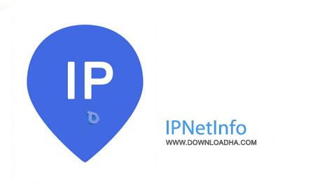 IPNetInfo 1.60 Final نرم افزار مشاهده اطلاعات آی پی IPNetInfo 1.60 Final