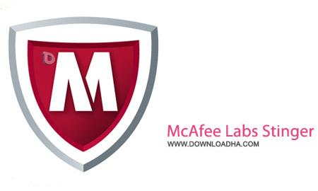 McAfee Labs Stinger 12.1.0.1281 نرم افزار پاکسازی ویروس McAfee Labs Stinger 12.1.0.1281