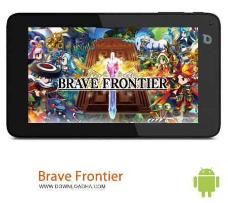 Brave Frontier v1.1.15 بازی جالب Brave Frontier v1.1.15 – اندروید