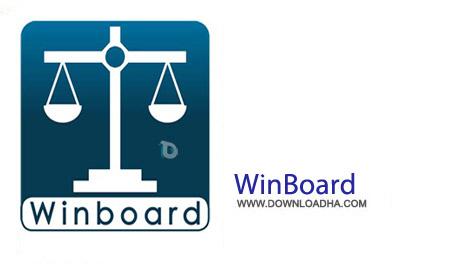 WinBoard بازی شطرنج WinBoard 4.8.0 برای PC