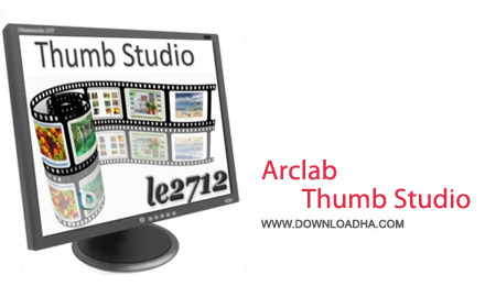Arclab Thumb Studio 2.13 نرم افزار ساخت آلبوم Arclab Thumb Studio 2.13