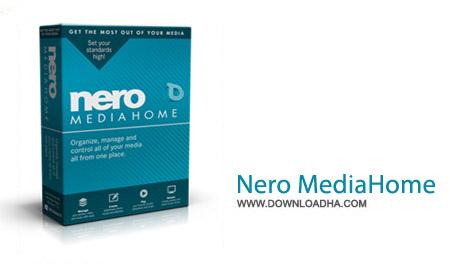 Nero MediaHome 16.0.01600 نرم افزار قدرتمند رایت Nero MediaHome 16.0.01600