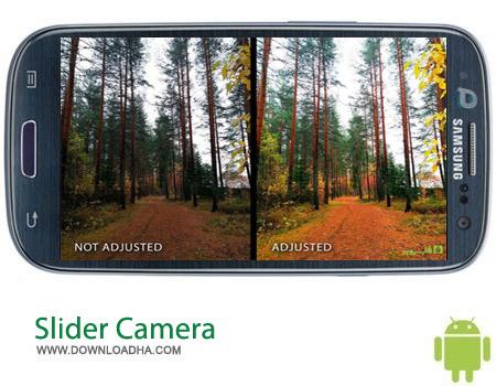 Slider Camera PRO 1.37 نرم افزار عکاسی Slider Camera PRO 1.37 – اندروید