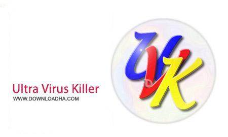 نرم افزار حذف ویروس Ultra Virus Killer 6.8.5.0