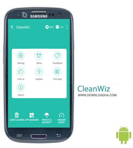 CleanWiz v3.0.6100 نرم افزار بهینه ساز CleanWiz 3.0.6100 – اندروید