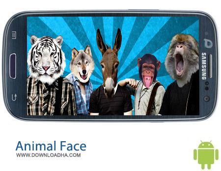 Animal Face Full v1.2 نرم افزار چهره حیوان Animal Face Full v1.2 – اندروید