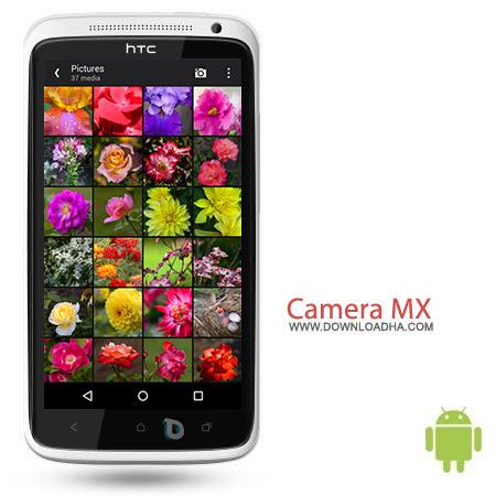 Camera MX v2.8.1 نرم افزار عکاسی Camera MX v2.8.1 – اندروید