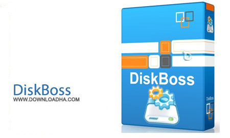 نرم افزار بررسی هارد درایو DiskBoss 5.2.38