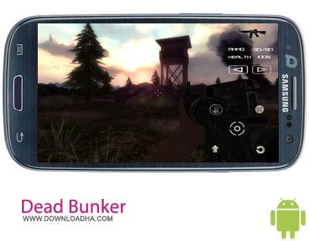Dead Bunker 4 v1.02 بازی ترسناک Dead Bunker 4 v1.02 – اندروید