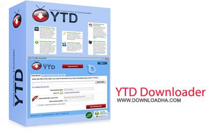 نسخه جدیدنرم افزار دانلود ویدیو از یوتیوب YTD Downloader 4.8.9.6