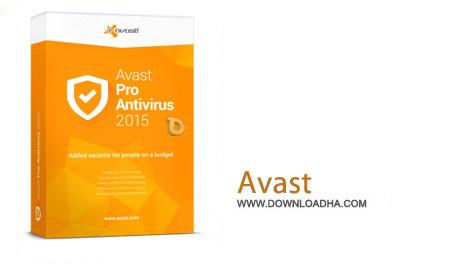 Avast Pro Antivirus 2015 نرم افزار آنتی ویروس قدرتمند اوست Avast Pro Antivirus 2015 v10