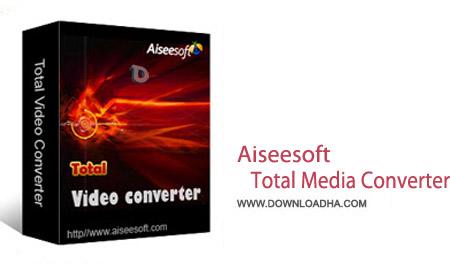 Aiseesoft Total Media Converter 8.0.8 نرم افزار تبدیل فرمت های مالتی مدیا Aiseesoft Total Media Converter 8.0.18