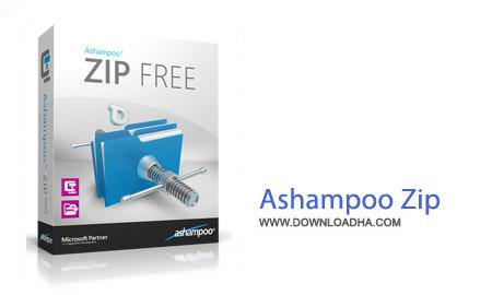 Ashampoo ZIP Pro 1 0 4نرم افزار فشرده سازی - 51