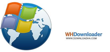 WHDownloader%201.2 نرم افزار دانلود آپدیت های ویندوز و آفیس WHDownloader 1.2