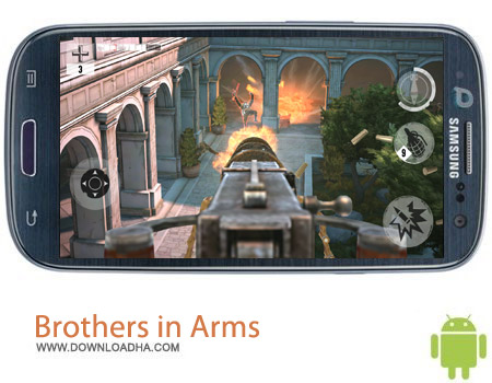 Brothers in Arms 3 v1.0.3 بازی اکشن Brothers in Arms 3 v1.0.3 – اندروید