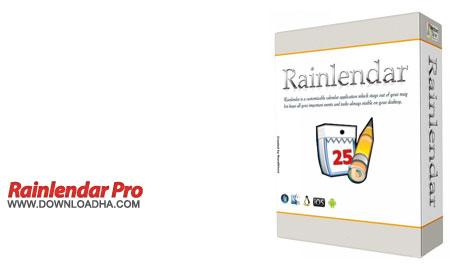Rainlendar%202.13%20Beta%20142 نرم افزار مدیریت کار ها Rainlendar 2.13 Beta 142