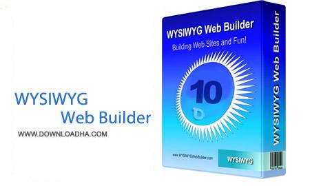 نرم افزار طراحی آسان صفحات وب WYSIWYG Web Builder 10.3.0