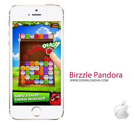 Birzzle Pandora بازی جذاب پاندورا Birzzle Pandora v2.1.0 – آیفون ، آیپد و آیپاد