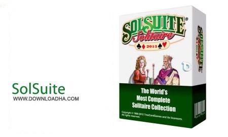 SolSuite 2015 15.2 بازی های سرگرم کننده ورق SolSuite 2015 15.2