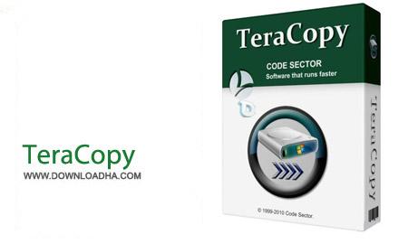 TeraCopy 3.0 نرم افزار کپی سریع فایل ها TeraCopy Pro 3.0
