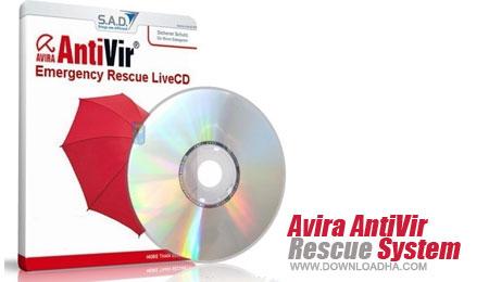 نرم افزار دیسک نجات قدرتمند Avira AntiVir Rescue System 2015-02-23