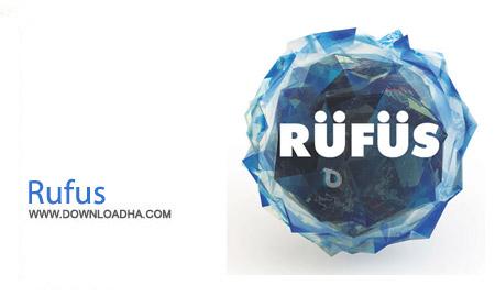 Rufus 2.0 نرم افزار ساخت Usb درایو Rufus 2.0