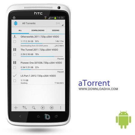 aTorrent PRO v2.2.3.7 نرم افزار تورنت aTorrent PRO v2.2.3.7 – اندروید