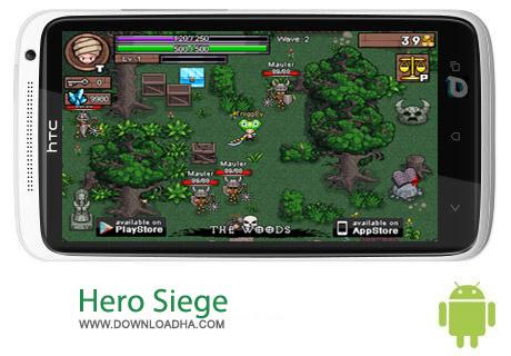 Hero Siege v1.8.1 بازی قهرمان محاصره Hero Siege v1.8.1 – اندروید